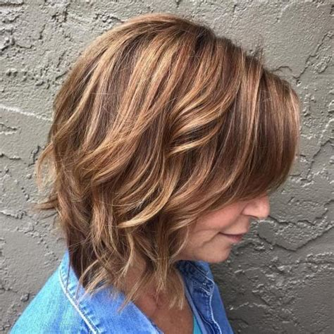hairstyles with highlights for women over 50 the best hairstyles for women over 50 80 flattering cuts