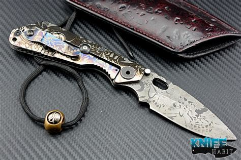 strider custom knives mick strider msc starlingear the gathering sng custom