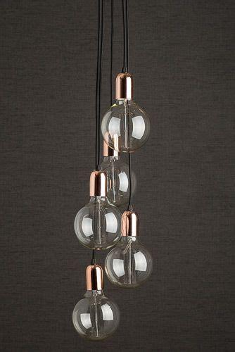 cluster globe pendant lighting 1000 ideas about modern pendant light on