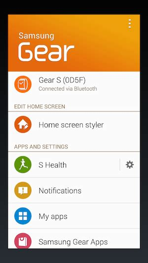gear manager apk gear fit manager apk lollipop