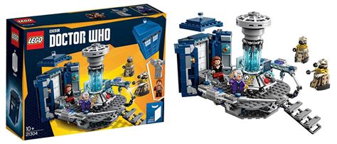 Lego 21304 Doctor Who lego ideas doctor who 21304 was officially unveiled i