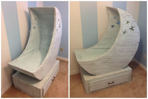 Diy Moon Cot Baby Cradle - diy moon cot baby cradle crib picture