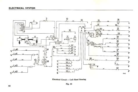 triumph spitfire mk1 wiring diagram wiring engine diagram