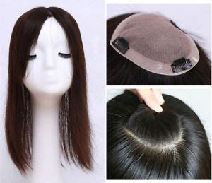 topper hair pieces for women 100 hand tied silktop human hair toppers top pieces for