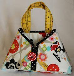 iron tote bag pattern free clever storage on pinterest smash book bag tutorials
