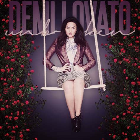 demi lovato unbroken album download unbroken demi lovato by agynesgraphics on deviantart