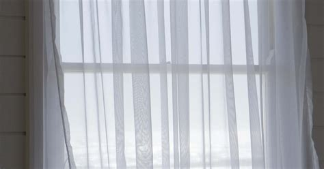 how to make sheer curtains how to fix a rip in sheer curtains ehow uk