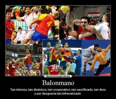 imagenes motivadoras de handball balonmano desmotivaciones
