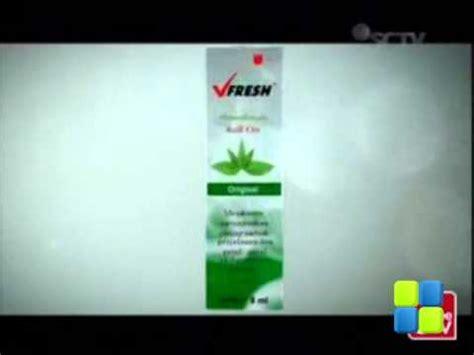 Minyak Angin Cap Dewi Tunjong iklan roll on cap lang v fresh dewi