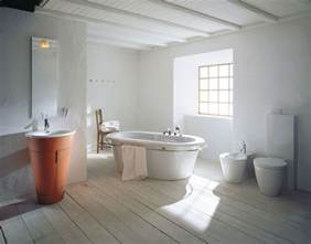Bathrooms Designs by Philipe Starck Rustic Modern Bathroom Decor Interior