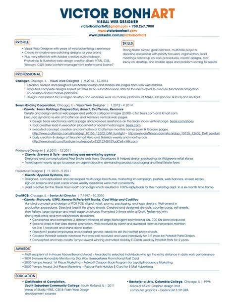 content management system skills resume