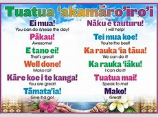 Your Introduction to Cook Island Language — Coconet Language Awareness