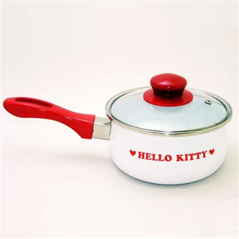 hello kitty kitchen appliances 4513750706420 saucepan 16cm hello kitty kitchen appliances
