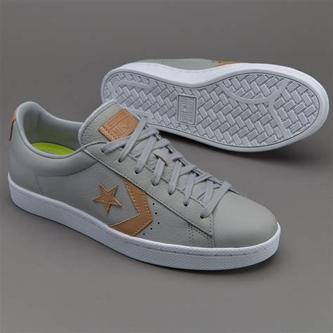Sepatu Converse Cons Original sepatu sneakers converse original cons pl 76 ox ash grey