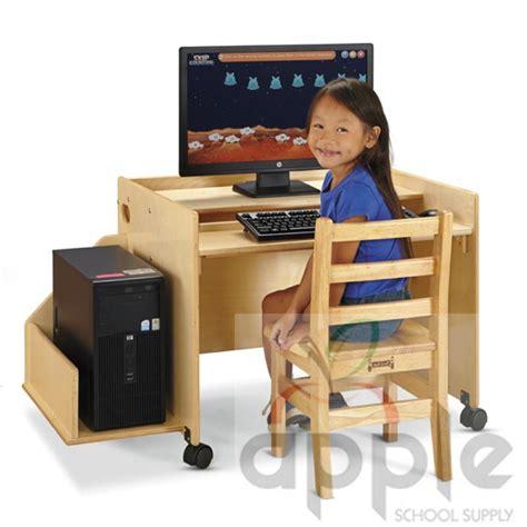 Kid Station Computer Desk Jonti Craft Enterprise Computer Desks Factory Direct