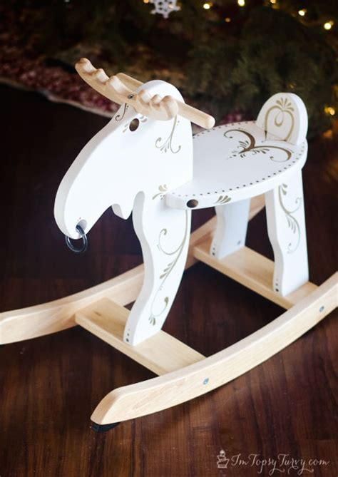 PDF DIY Moose Rocking Horse Plans Download mission style pool table plans ? furnitureplans