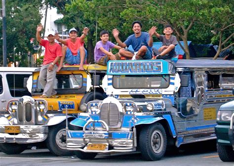 philippines jeepney world s most unique modes of transportation travefy