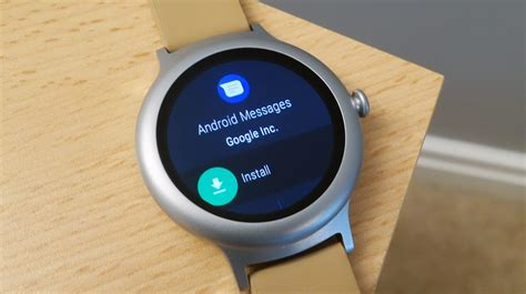 android wear smartwatch how to install apps on your android wear smartwatch