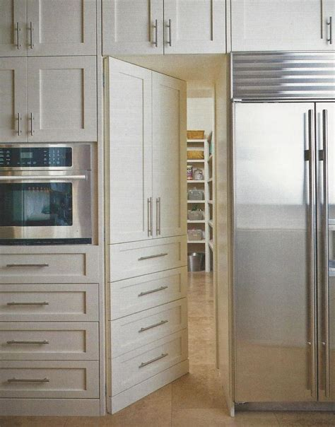 Kitchen Pantry Cabinet Refridgerator the 25 best hidden doors ideas on pinterest how to man