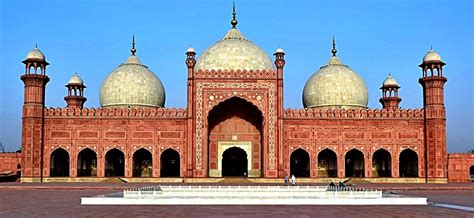 Top Architecture Firms by Architectural Wonder The Badshahi Mosque