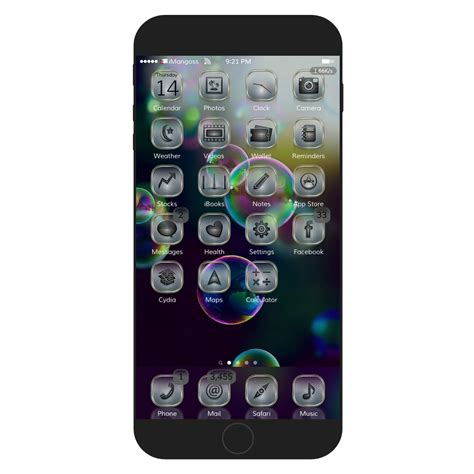best ui themes for iphone top 10 best themes for ios 9 iphone ipad ipod touch