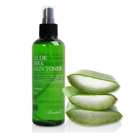 Toner Make Up benton aloe bha skin toner 200ml korea cosmetics ebay