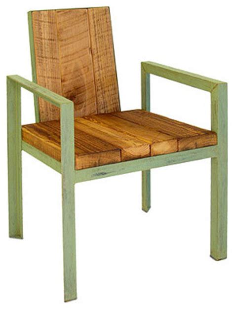 reclaimed armchair reclaimed wood outdoor chair eclectic outdoor lounge