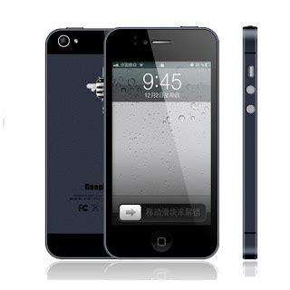 Hp Iphone Cina waow sudah ada iphone 5 di cina review hp terbaru