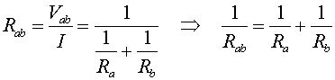 resistance in parallel and series derivation resistors in series and parallel