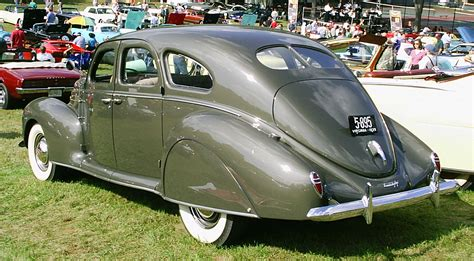 Four Door Sedan by File 1939 Lincoln Zephyr Fastback 4 Door Sedan R Md Jpg