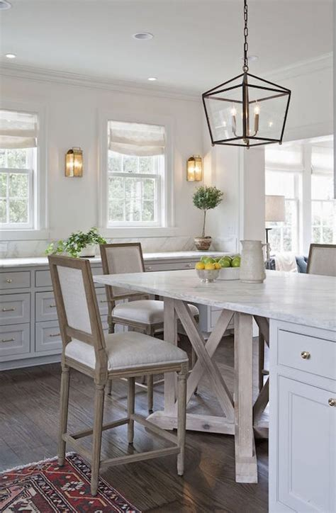 island tables for kitchen kitchen island dining table transitional kitchen