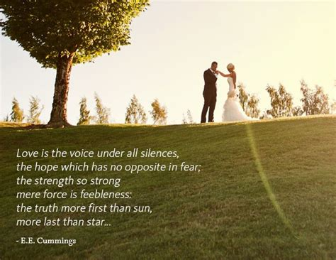 Wedding Quotes By Authors by 10 Quotes From Authors To For Your Vows