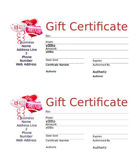 word document gift certificate template microsoft word certificate template 5 free word