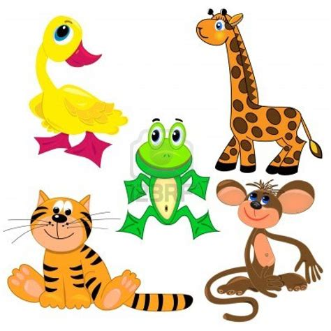 Clipart Animals zoo animals clipart free large images