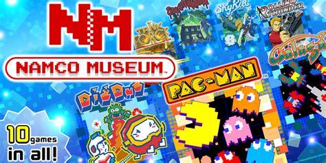 namco console namco museum giochi scaricabili per nintendo switch