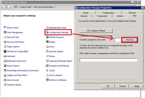Find Site Sccm 2012 Client Manual Install And Uninstall Heineborn