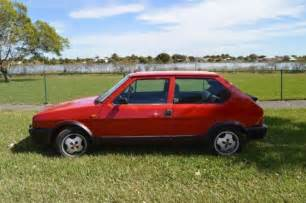 Fiat Ritmo For Sale 1984 Fiat Ritmo Abarth Hatchback For Sale Photos