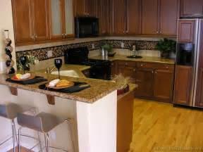 dark cabinets with backsplash idea dream home pinterest backsplash idea for dark cabinets the kitchen design
