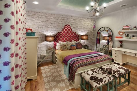 how to decorate a teenage bedroom unusual ways to decorate teen bedroom homesfeed