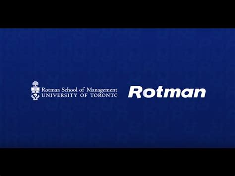Questions Asked In Mba At Rotman by Executive Mba Emba Rotman School Of Management