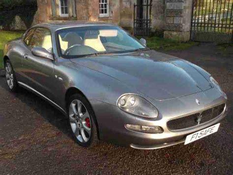 2003 Maserati Cambiocorsa Maserati 2003 Coupe 4 2 Cambiocorsa 2dr Car For Sale