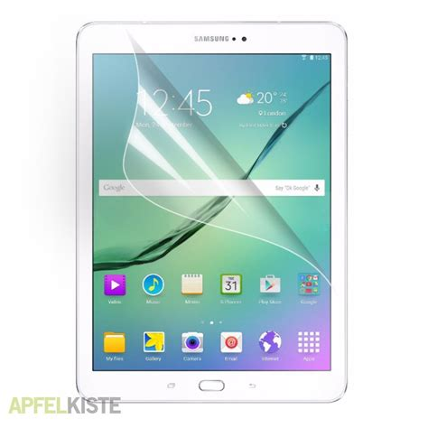 Screen Protector Anti Gores Samsung Tab S2 9 7 X One galaxy tab s2 9 7 display schutzfolie matt