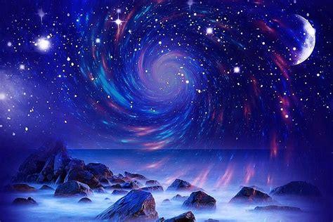 Mystic Light by Mystic Lights Mixed Media By Gabriella Weninger David