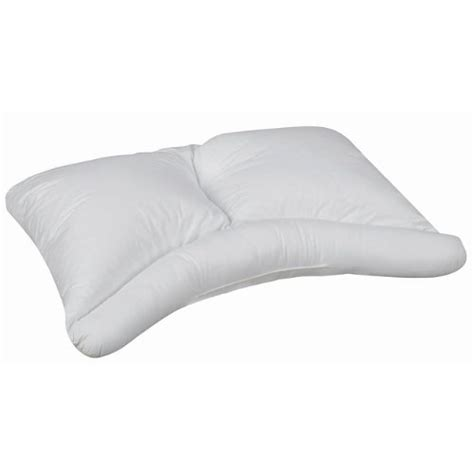Neck Support Pillows For Side Sleepers healthsmart side sleeper pillow neck support yuiojiu6