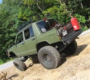 Jeep Xj Truck Conversion 1997 Jeep Xj Updated 1 Possible Trade