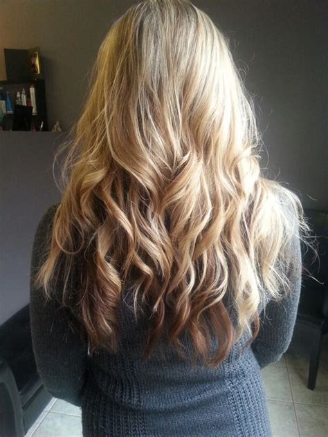Blonde Hair Lowlights Underneath   colors blondes and brown on pinterest