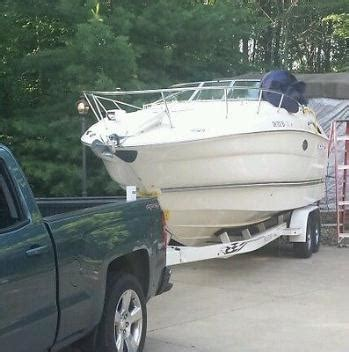 used monterey boats for sale in ohio monterey 250cr boats for sale in ohio