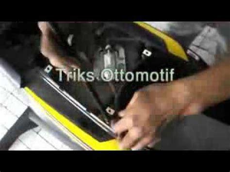 Alarm Motor Matic Injeksi cara servis injeksi tune up motor matic injeksi honda