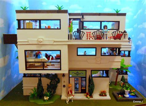 artist house art deco house 5574 emma j s playmobil