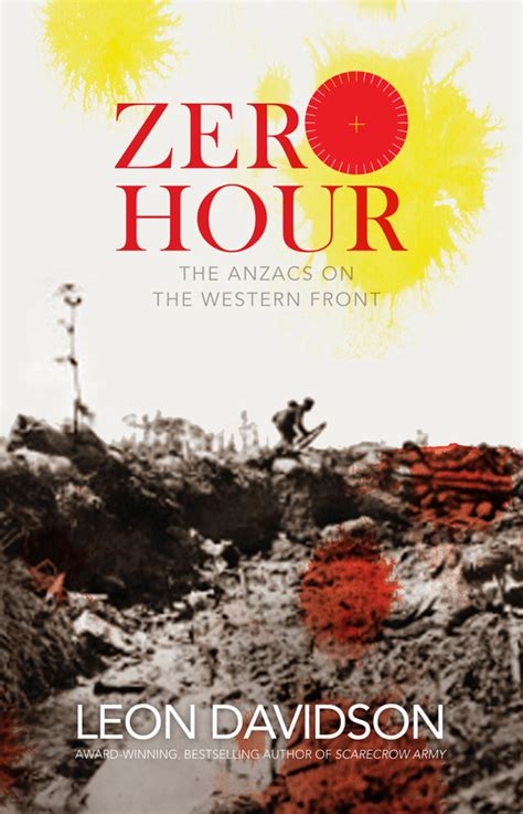 zero hour expeditionary books text publishing zero hour the anzacs on the western